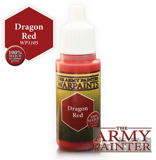 Dragon Red - WP1105