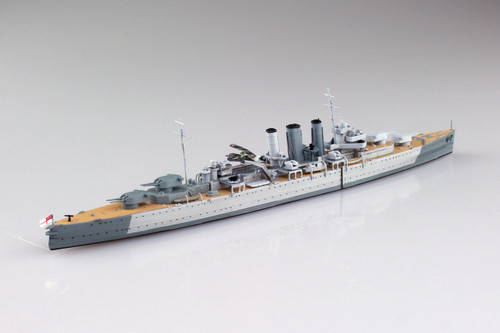 Aoshima 05266 - 1/700 BRITISH HEAVY CRUISER HMS DORSETSHIRE BATTLE OF CEYLON