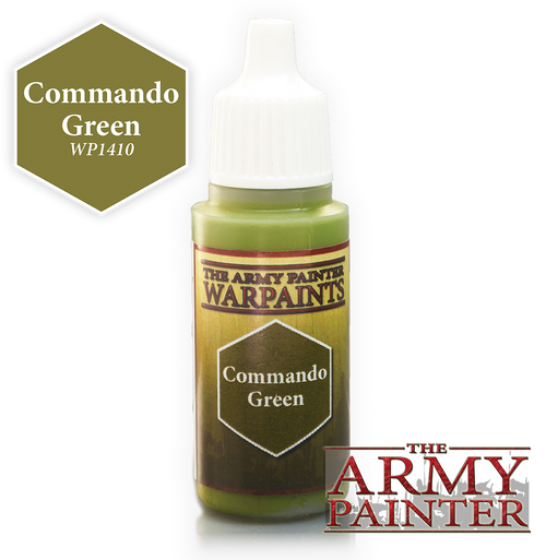 Commando Green - WP1410