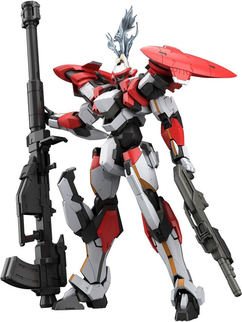 Aoshima 00954 - FULL METAL PANIC 1/48 ARX-8 LAEVATEIN SNAP TOGETHER MOULDED IN COLOUR