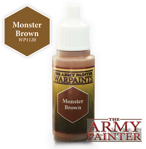 Monster Brown - WP1120