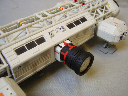 Warp Models – Space 1999 Airlock Adaptor