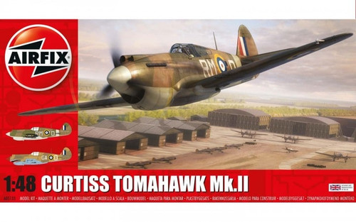 Airfix A05131 1:48 North American P-51D Mustang