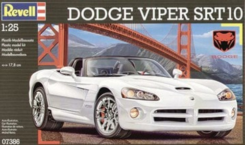 Revell 07386 1:25 Dodge Viper SRT10