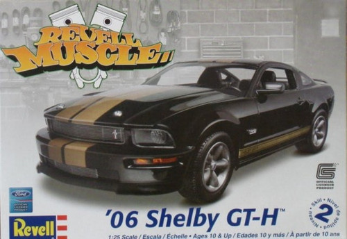 Revell Muscle 85-4212 1:25 '06 Shelby GT-H