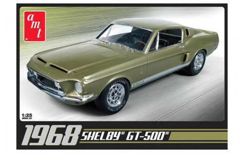 AMT-634 1:25 1968 Shelby GT-500