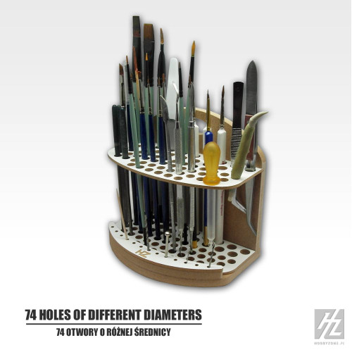 HobbyZone PN1 - Brushes and Tools Holder