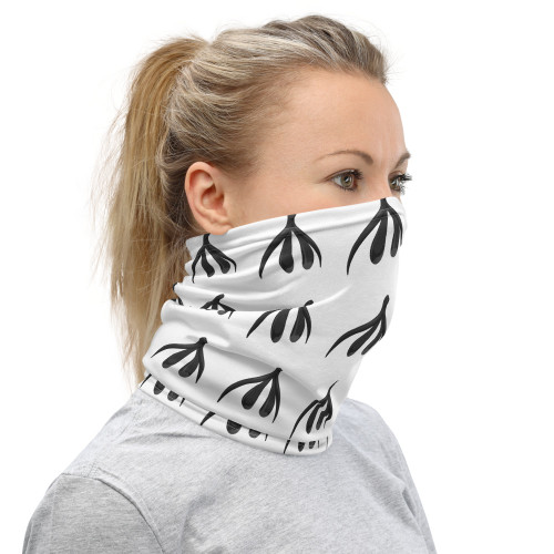 Clit Neck Gaiter. Face mask.