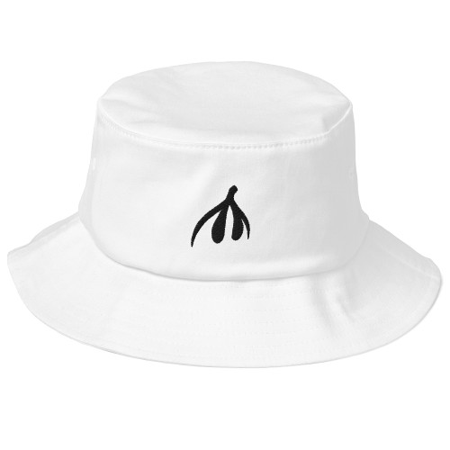 Clit Old School Bucket Hat.