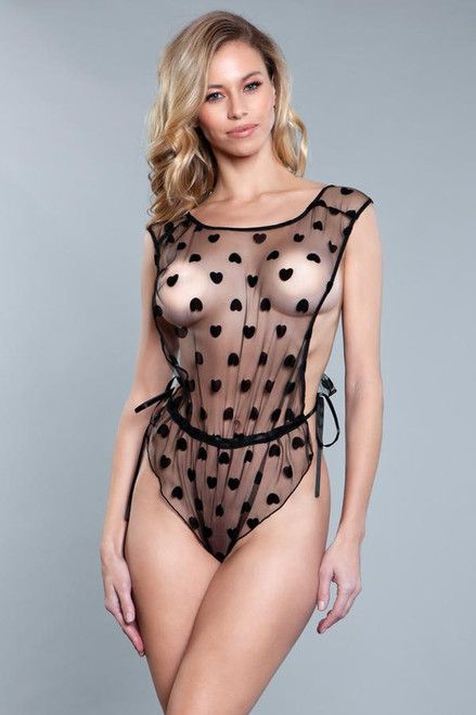 Natasha Teddy - Black