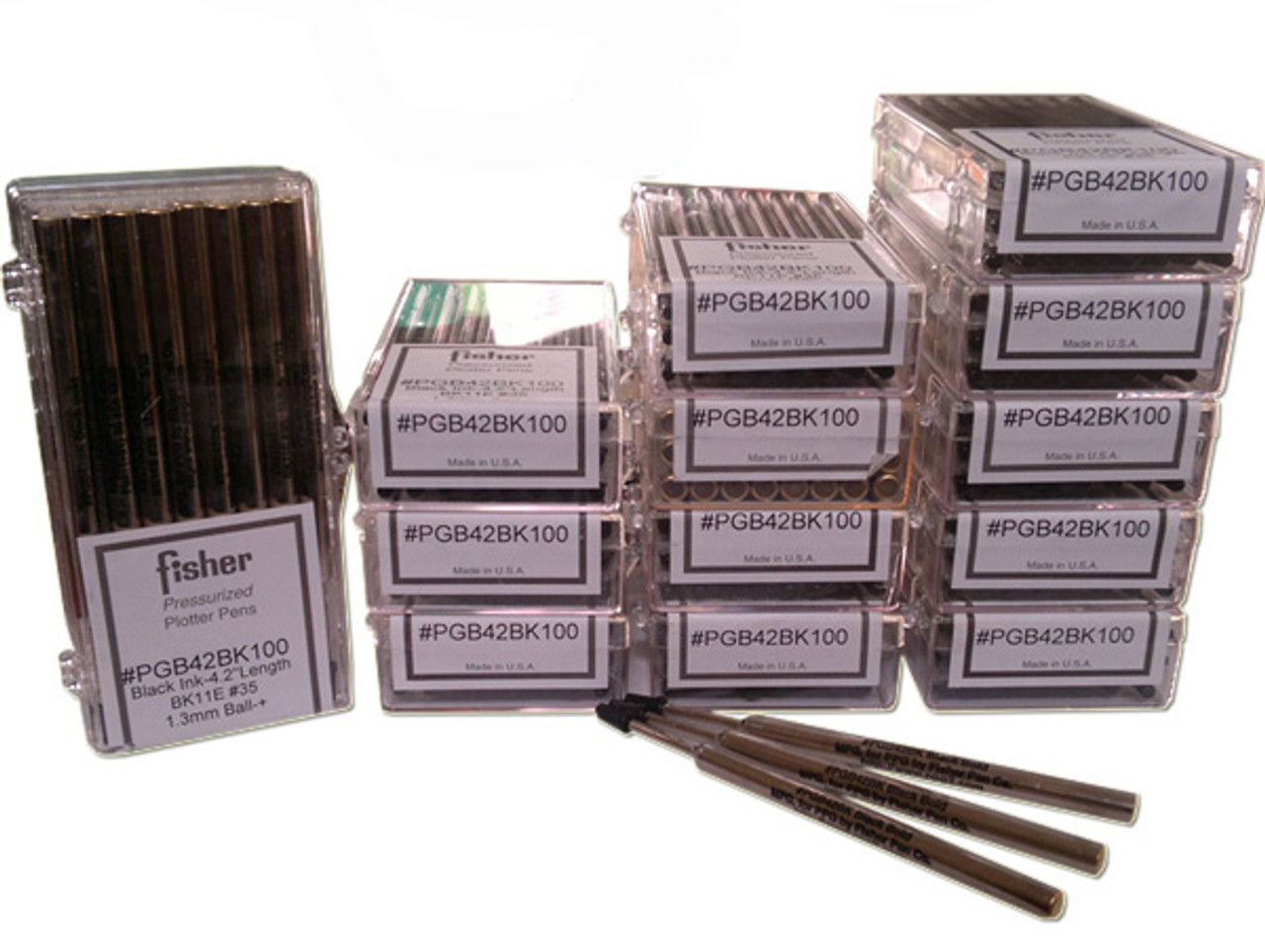 Fisher PGB42BK Plotter Pen