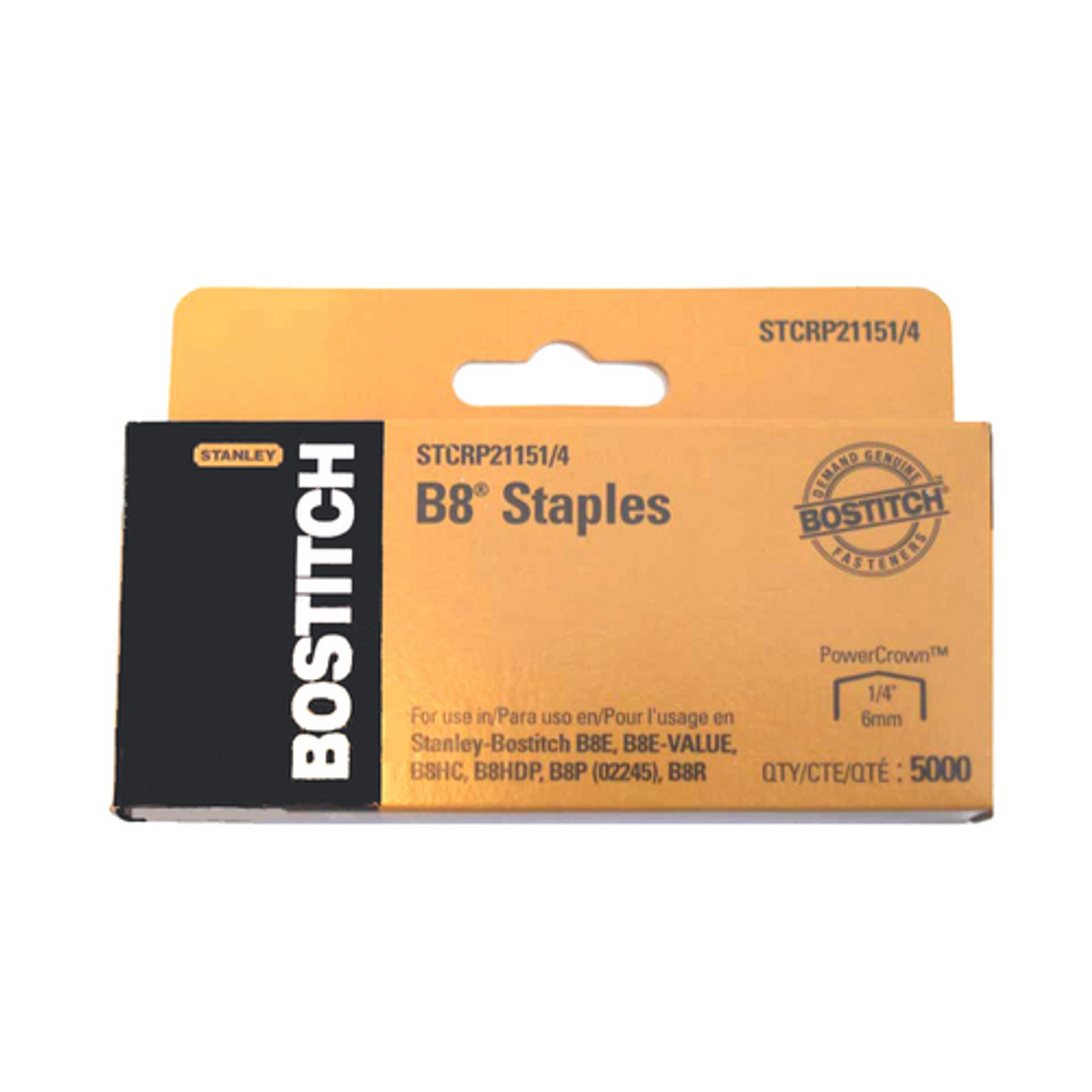 Reliable-Factory-Supply-Bostitch-B8-Staples