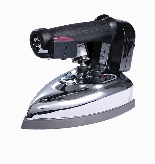 Silver Star Gravity Steam Iron System ES-85A