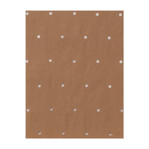 """2"""" Perforated Kraft Paper"""