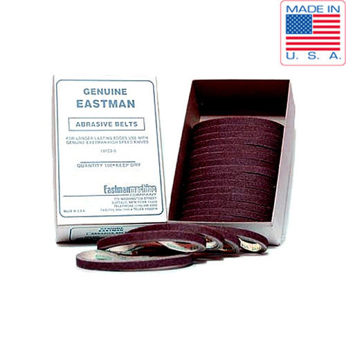 Genuine Eastman Sharpening Belts