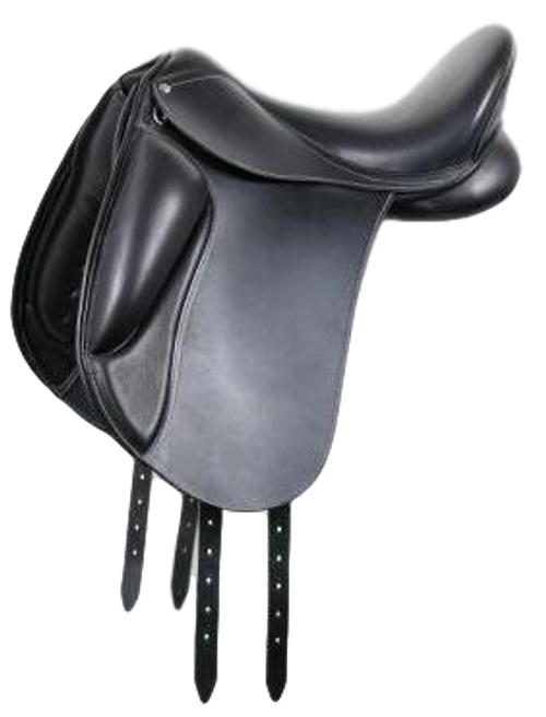 Cavalier Leather Dressage Saddle
