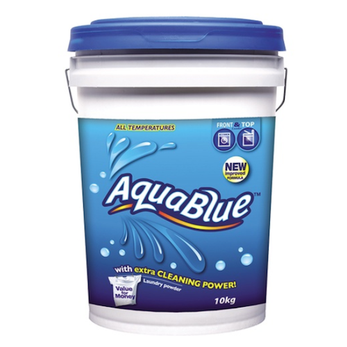 AquaBlue Washing Powder Bucket 10kg