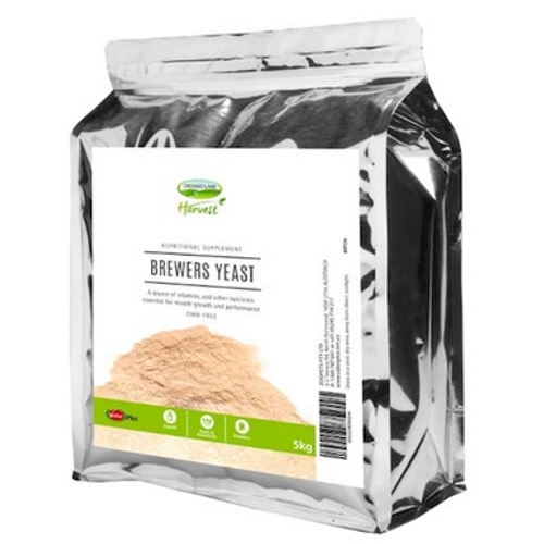 Crooked Lane Harvest Brewers Yeast 5kg