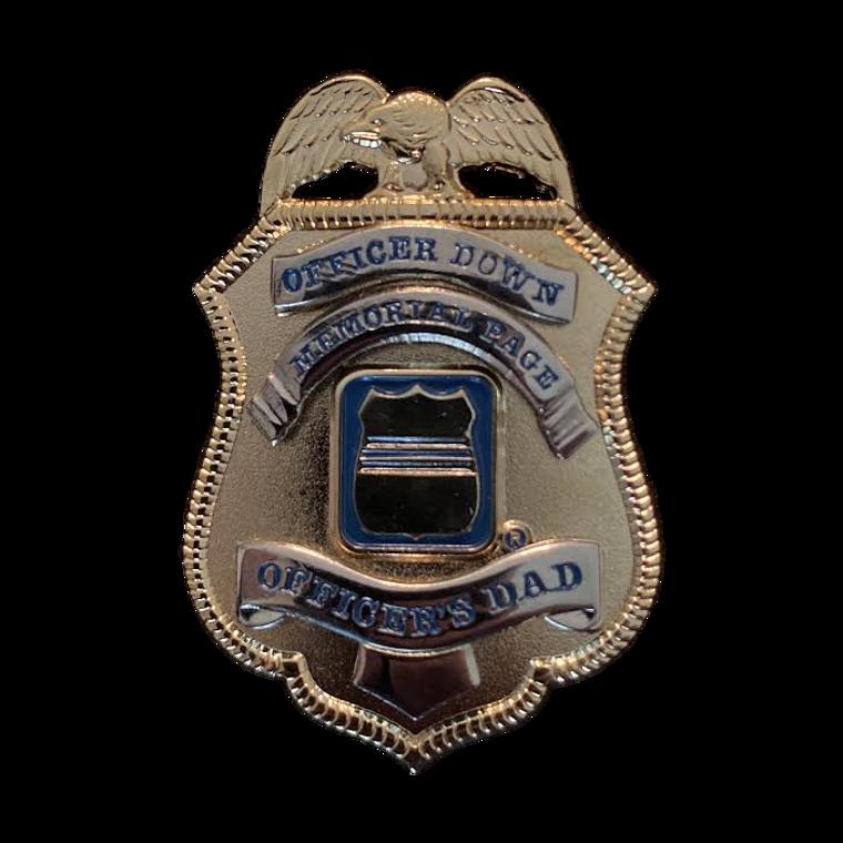 ODMP Family Member Badges