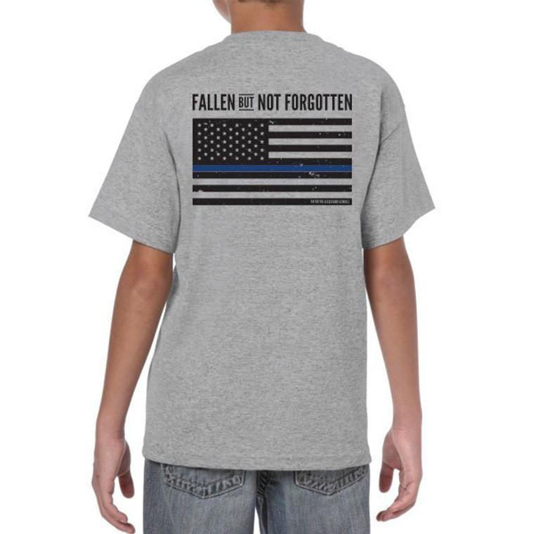ODMP Fallen But Not Forgotten T-Shirt - Youth