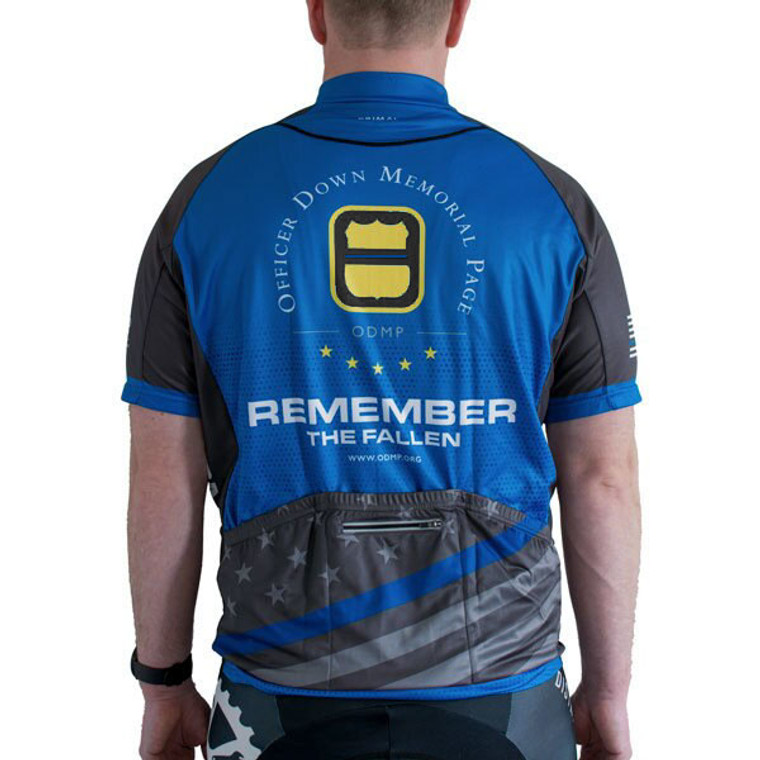Primal Nexas ODMP Remember the Fallen Cycling Jersey
