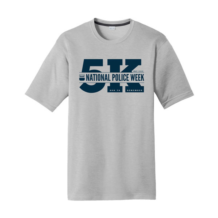 2020 National Police Week 5K Event Shirt