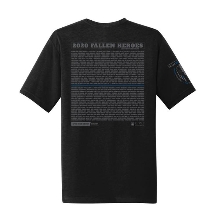2021 National Police Week 5K Event Shirt