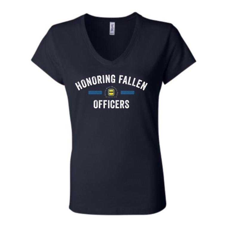 Honor Roll of 2013 Fallen Officers - Women's