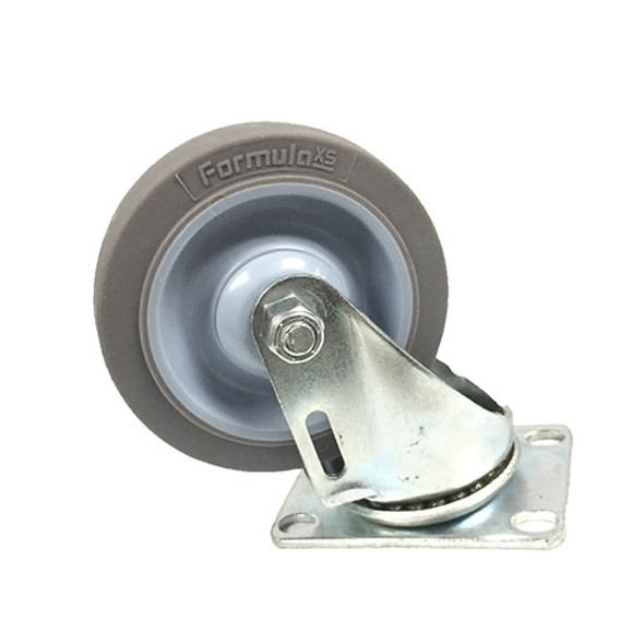 Non-Marking Swivel Casters - 4""