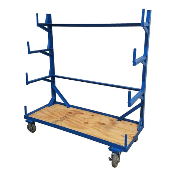Pipe Rack Cart