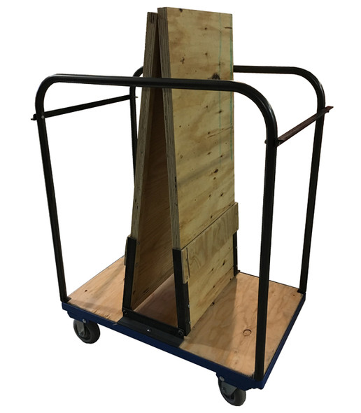 Fold Out Extension Cart