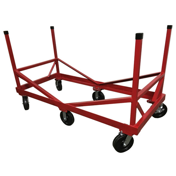 Elevated Pipe Cart