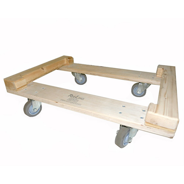 Blue Crate Dolly