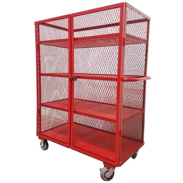 Mesh Security Cart  (Shark Cart)