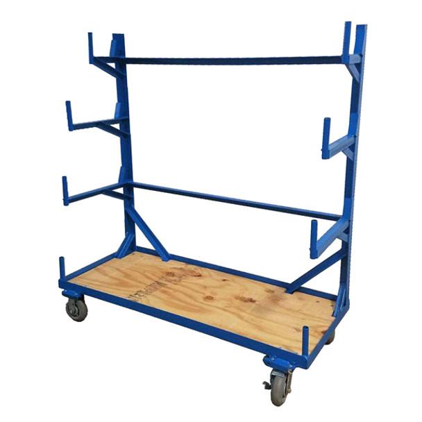 Pipe Rack Cart