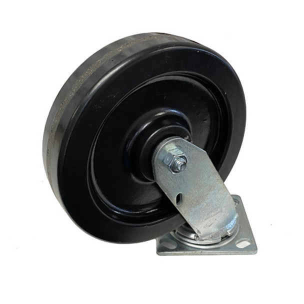 """Non-Marking Casters - 8"""""""