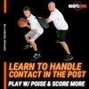 HoopsKing Basketball Toughness Training Pad