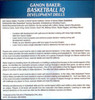 basketball decision making drills Ganon Baker