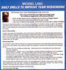 (Rental)-Daily Drills To Improve Team Rebounding