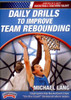 Daily Drills To Improve Team Rebounding by Michael Lang Instructional Basketball Coaching Video