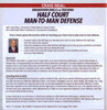 half court man to man defense video