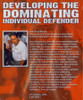 (Rental)-Developing the Dominating Individual Defender