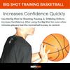 Big Basketball for training