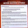 mover blocker offense drills