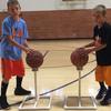 The Dribble Defender - basketball dribble aid - 2