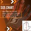 Hoop Handz weighted basketball gloves size chart