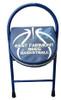 Digitally Printed Locker Room Stools for basketball