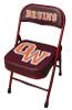 Custom sideline chair powder coated finish