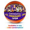 Personalized Basketbal Gift for Boys , Girls, Coaches, Senior Night