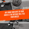 beat defense to the basket basketball